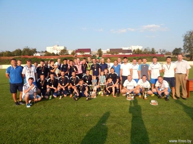 Федерация Футбола Первомайского Района: федерация футбола минской области